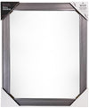 "#2871-M Rectangular Dressing Wall Mirror 18""x22""x0.5"" - Assorted Colors (case pack 6 pcs)"