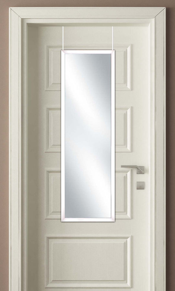 "#2885-A Over-the-door Mirror 43"" - Assorted Colors (case pack 8 pcs)"