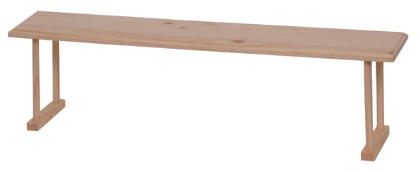 #3001-N Pine Wood Over-the-sink Shelf - Natural (case pack 12 pcs)