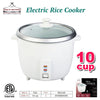 #5280-10 Electric Rice Cooker 10 Cup (case pack 4 pcs)
