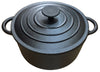 #5305-DO Cast Iron 5 Qt Dutch Oven (case pack 2 pcs)