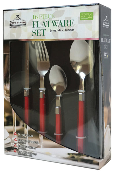 #5592 Flatware Gift Box 16-pc Set (case pack 12)