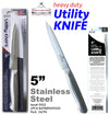 "#5922 5"" Utility Knife (case pack 24 pcs/ master carton 96 pcs)"