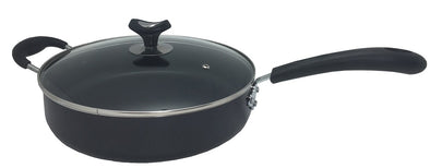 #6152 Heavy Duty Non-Stick Jumbo Cooker / Saute Pan (case pack 6 pcs)