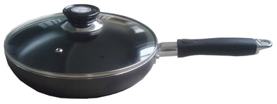 "#6221 Non-Stick Fry Pan with Lid 8"" (case pack 10 pcs)"