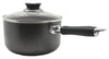 #6258-16 Non-Stick Sauce Pan with Glass Lid 1.7 Qt (case pack 6 pcs)