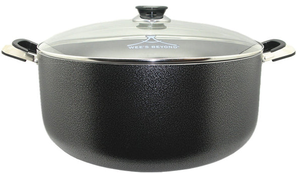 #6271-36 Large Stock Pot 18 Qt (case pack 2 pcs)