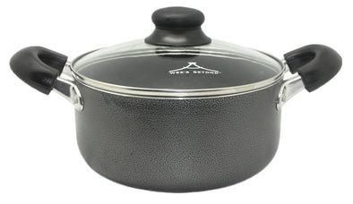#6279-20 Non-Stick Stock Pot 3.5 Qt (case pack 6 pcs)