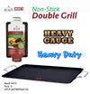 #6415 Heavy Duty Doulbe Griddle (case pack 6 pcs)