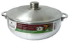 #6632-09 Heavy Guage Caldero with Aluminum Lid 6.9 Qt (case pack 6 pcs)