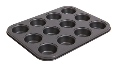 #6842-C Mini Non-stick Muffin/Cupcake Pan 12-cup (case pack 24 pcs)