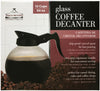 #7757-K Glass Coffee Decanter 12-cup (case pack 6 pcs)