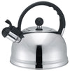 #7763-K Stainless Steel Whistling Kettle 2.7 Qt (case pack 12 pcs)