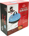 "#9910-14-BLUE Wee's Beyond 14"" Table top Grill (case pack 4 pcs)"