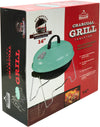 "#9910-14-GREEN Wee's Beyond 14"" Table top Grill (case pack 4 pcs)"