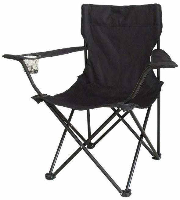 #9990-BK Wee's Beyond Large Camping Chair (case pack 6 pcs)
