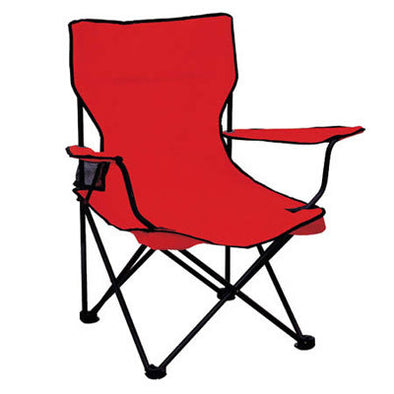 #9990-RD Wee's Beyond Large Camping Chair (case pack 6 pcs)