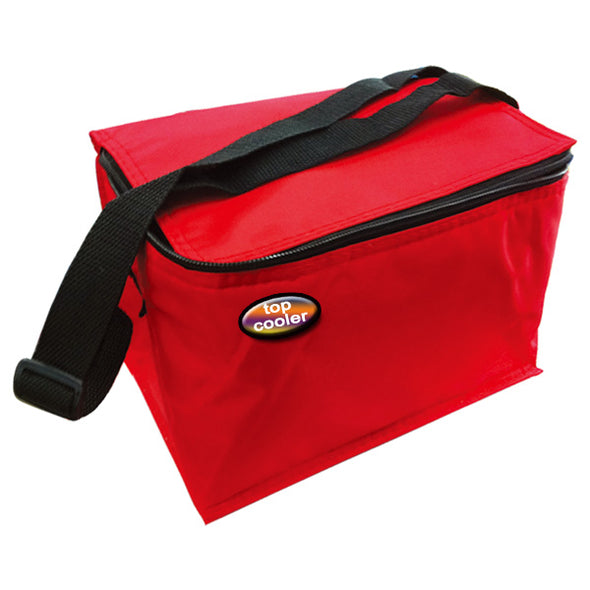 #A309-02325 Lunch Bag w/Carry Belt & Seal Zipper (case pack 24 pcs)