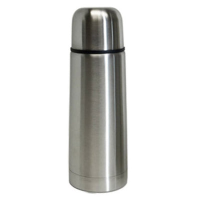 #A86-8001 Stainless Steel Vacuum Flask 350 ml/12 oz Small (case pack 12 pcs/ master carton 24 pcs)
