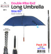 "#B111-7160 60"" Umbrella, Assorted Prints (case pack 24 pcs)"