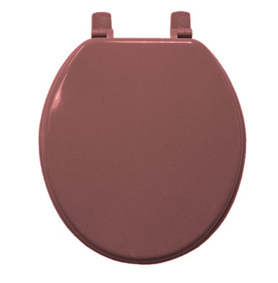 #B262-BUR-M79 Wood Toilet Seat - Burgundy (case pack 6 pcs)
