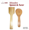 #B292-50515 Wooden Spoon and Turer Set (case pack 24 pcs/ master carton 72 pcs)