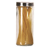 #B951-010-1 Round Glass Jar 2200 ml/ 75 oz (case pack 12 pcs)