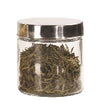 #B951-010-4 Round Glass Jar 800 ml/ 27 oz (case pack 24 pcs)