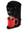 #RIM-102B Personal 1-cup Coffee Maker (case pack 8 pcs)