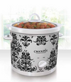#R-SCR300BWD Crock Pot 3 Liter Slow Cooker (case pack 2 pcs)