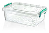 #W02-1116 Multi Rectangle 13 LT Storage Box (case pack 12 pcs)