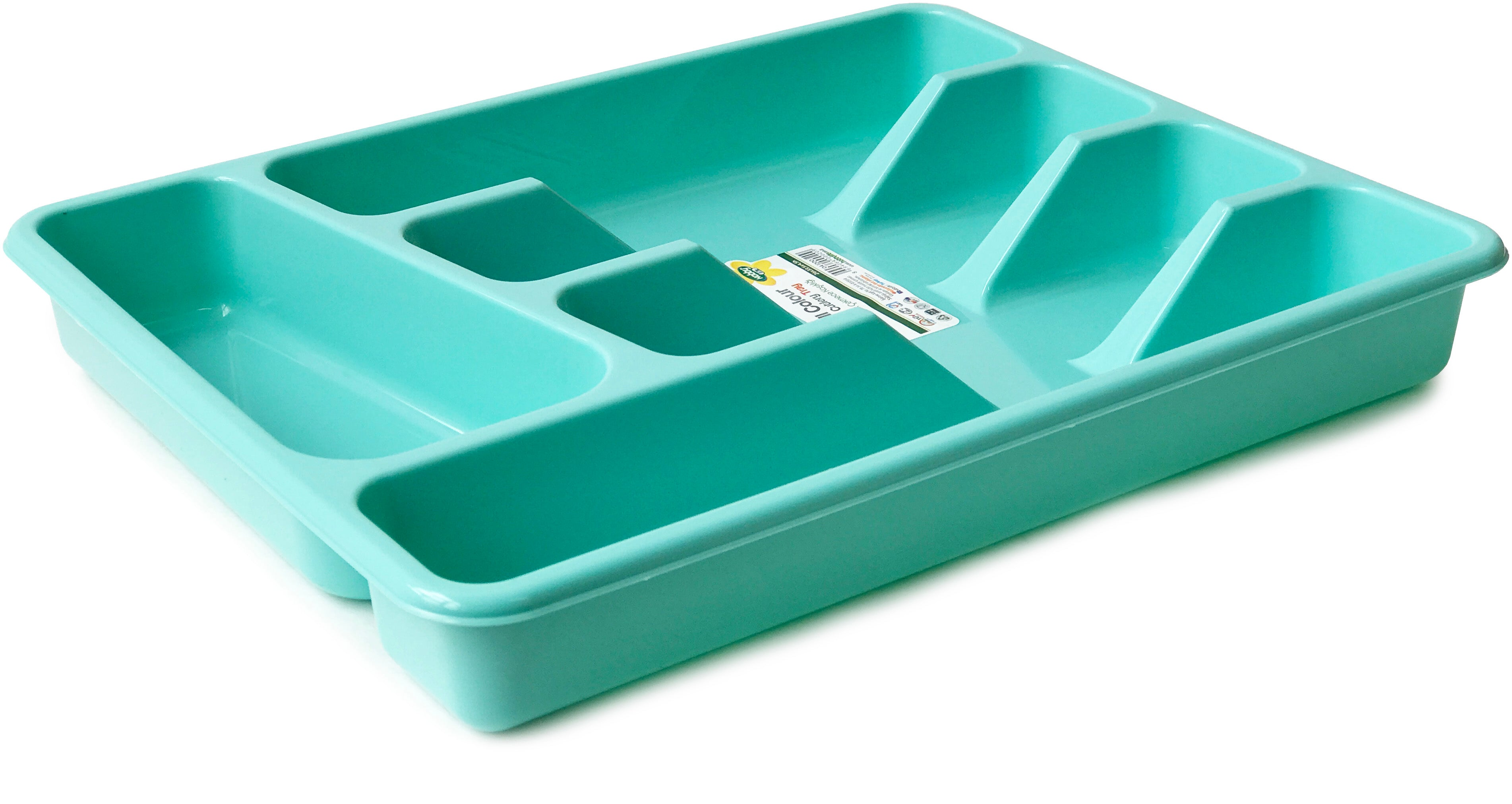 W04-1200 Plastic Cutlery Tray (case pack 36 pcs) – WEE\'S BEYOND ...