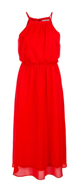 Evening Chiffon Dress