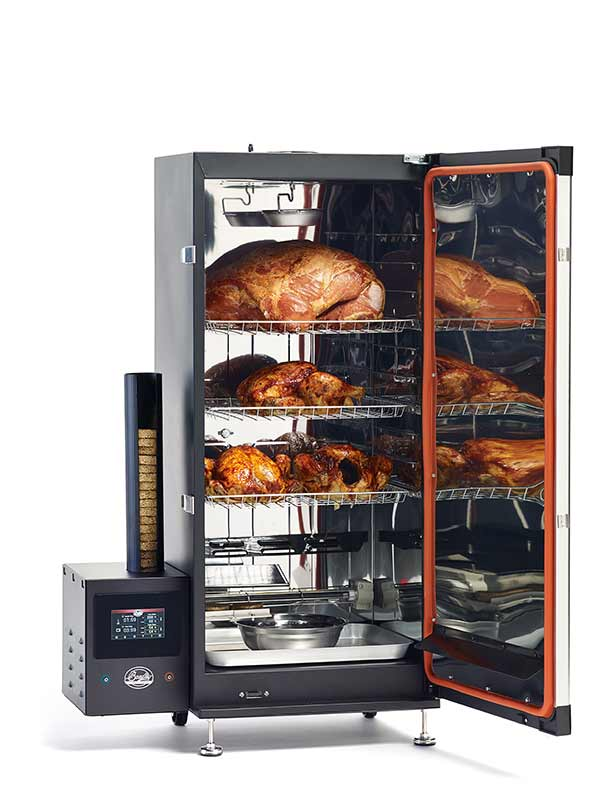 Bradley Bluetooth Smart Electric Smoker 10 Rack