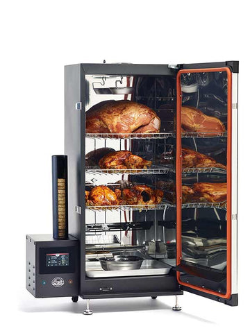 Image of Bradley Bluetooth Smart Electric Smoker 10 Rack
