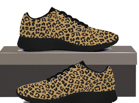 Image of Leopard Skin - Womens Sneakers