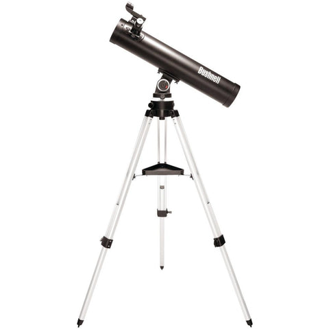 Image of Beginners Bushnell Voyager Skytour Reflector Telescope real-time audio Sky Tour guide