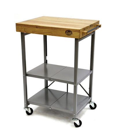 Image of Bradley foldable kitchen cart