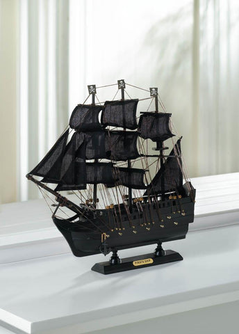 Scale Model Pirate Ship