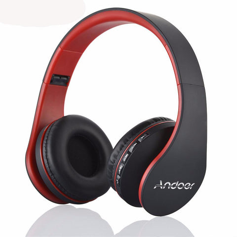 4 in 1 Multifunctional Bluetooth 4.1+EDR Headphones with Microphone