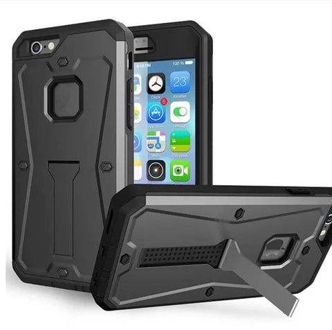 Hybrid Armor Waterproof iPhone Case
