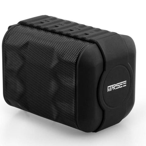 Bluetooth Speaker, Portable, Wireless Super Bass Waterproof Mini Speaker With Mic