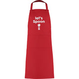 Let's Spoon apron