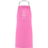 On cloud Wine apron