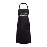 fat bloke cooking apron