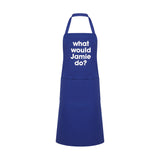 what would Jamie do? apron