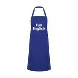 full english apron