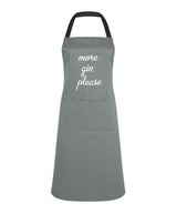 more gin please apron