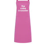 the cake crusader apron