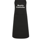 quality controller apron